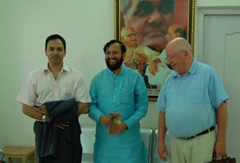 BJP, Prakash Javadekar