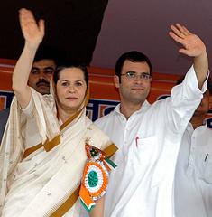 Sonia and Rahul